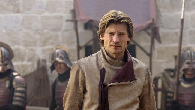 Jaime Lannister - Nikolaj Coster-Waldau
