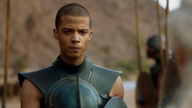 Jacob Anderson - Grey Worm