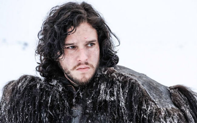 Jon Snow - Kit Harrington