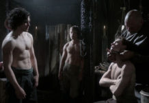 Robb, Theon and Jon - Game of thrones
