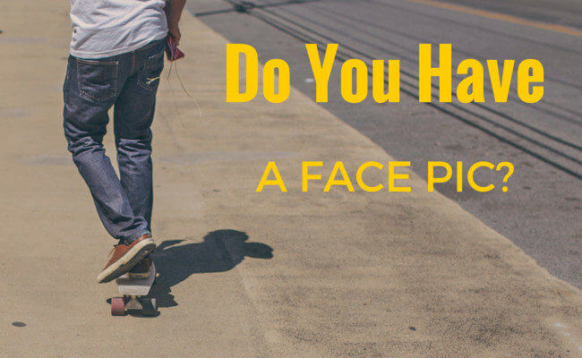 Do you have a face pic?