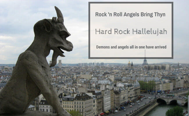 """Hard Rock Hallelujah"" – Lordi"