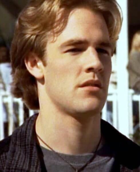 James Van Der Beek - Dawson's Creek