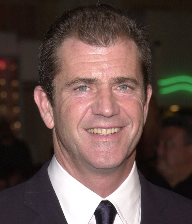 Mel Gibson - Sexiest Man Alive? Not so much