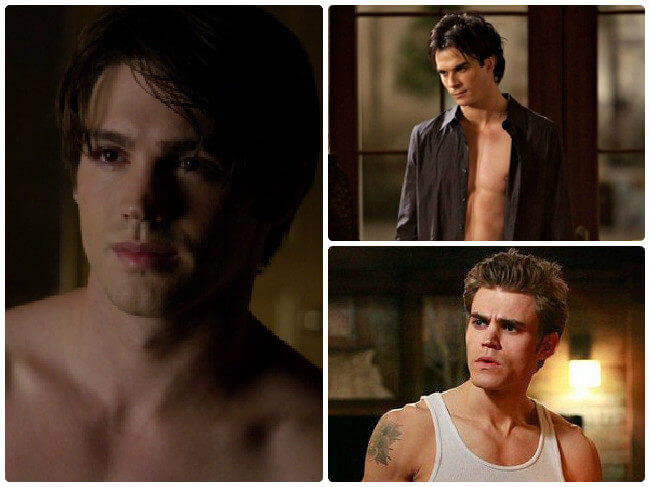 The Vampire Diaries - The Hunks