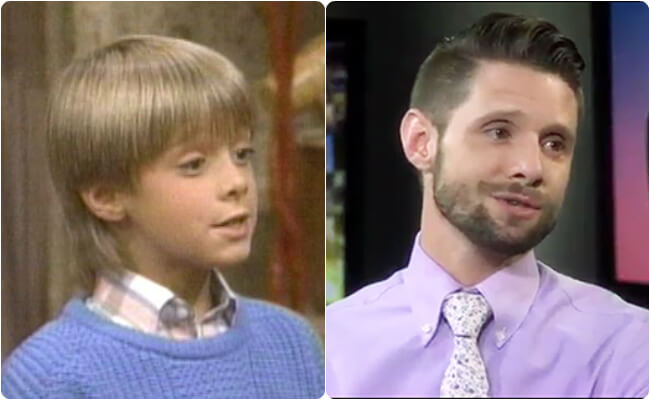 Danny Pintauro - Then and Now