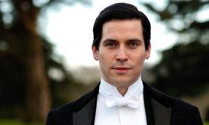 Downton Abbey's Rob-James Collier as Thomas Barrow