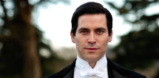 Downton Abbey's Rob-James Collier as Thomas Barrow