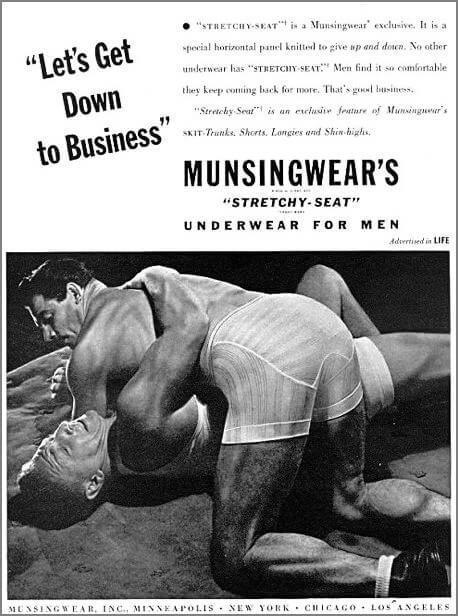 Munsing Wear