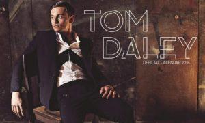 Tom Daley's 2015 Calendar