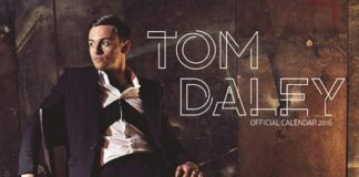 Tom Daley's 2015 Calendar