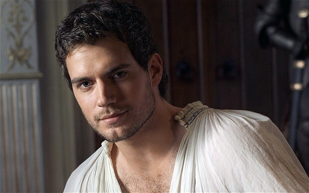 Henry Cavill on The Tudors