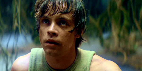 """Luke Skywalker - """"""""Luke, at that speed do you think you'll be able to pull out in time?"""""""