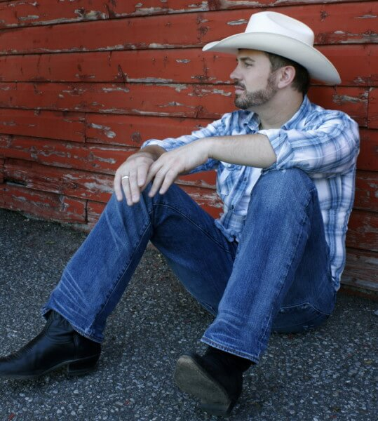 Patrick Masse - Openly Gay Country Singer