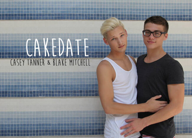 CakeDate - Blake Mitchell and Casey Tanner