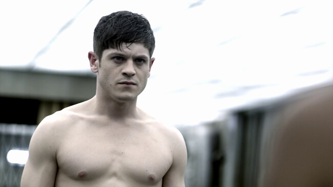 Iwan Rheon - Simon on Misfits