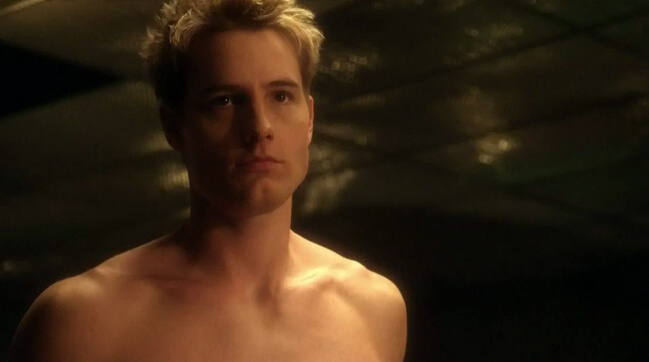 Justin Hartley - Smallville