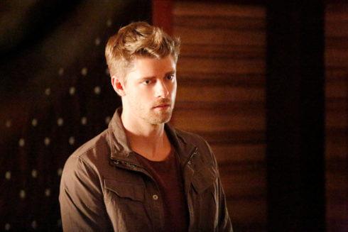 Luke Mitchell - Agents of Shield