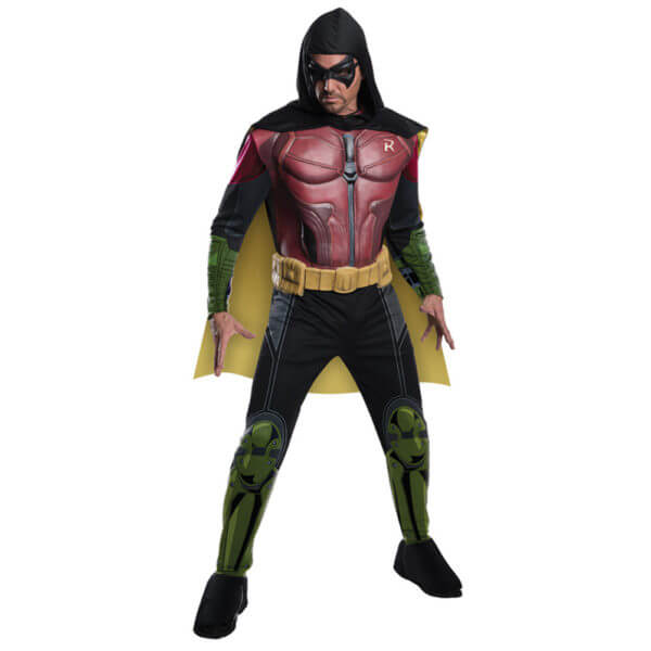 Arkham Robin Costume