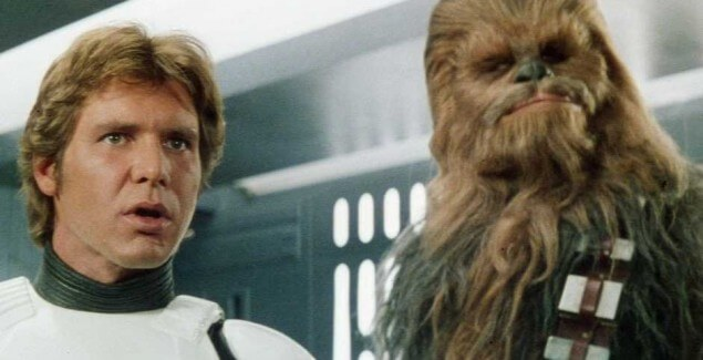 Han Solo and Chewbacca - Gay Porn?