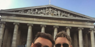Tom Daley - and Dustin Lance Black
