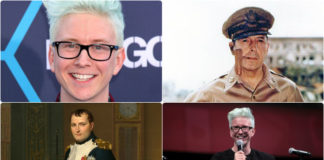 Tyler Oakley and Military Leaders