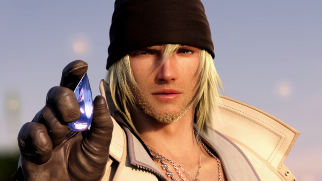 Snow from Final Fantasy XIII
