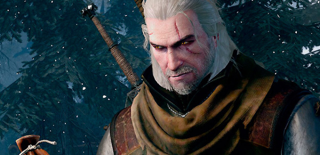 Geralt - The Witcher 3