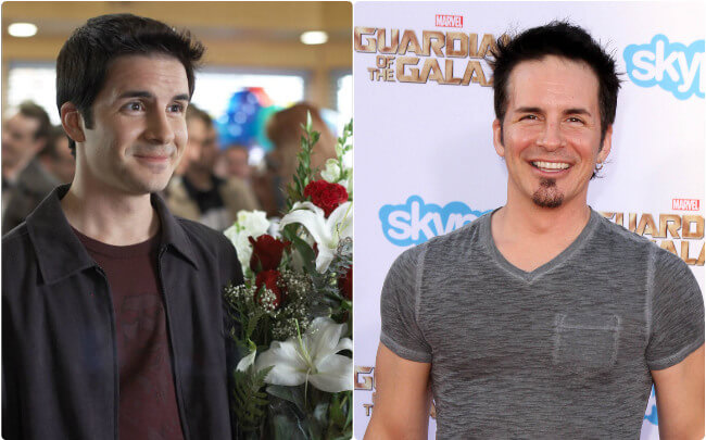 Hal Sparks Then and Now