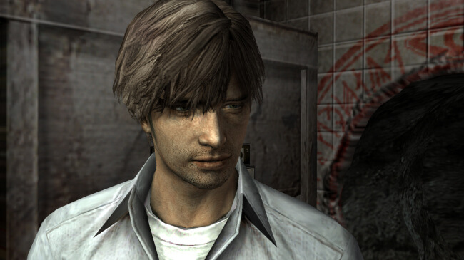 Henry Townshend Silent Hill 4