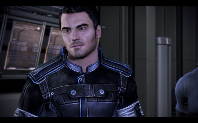 Kaidan Alenko - Mass Effect