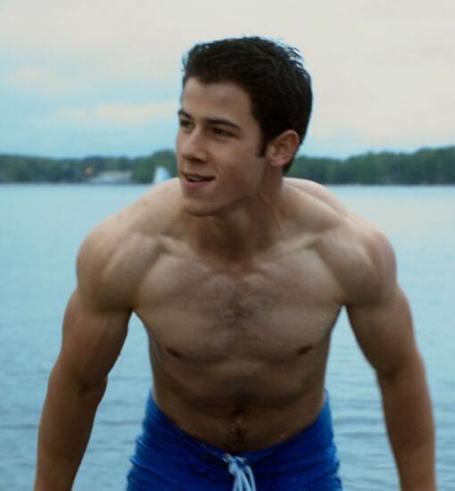 Nick Jonas. Gay Baiting?