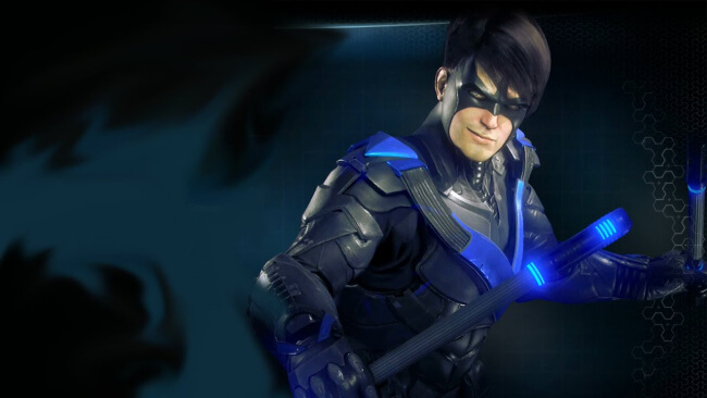 Nightwing - Arkham Knight
