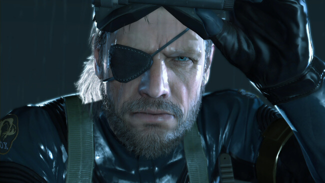 Snake - Metal Gear Solid 5