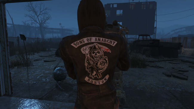 Sons of Anarchy Fallout 4 Mod