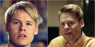 Randy Harrison - Then and Now