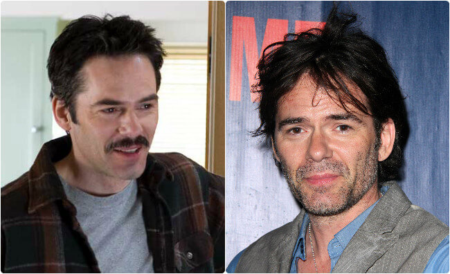 Billy Burke - Then and Now