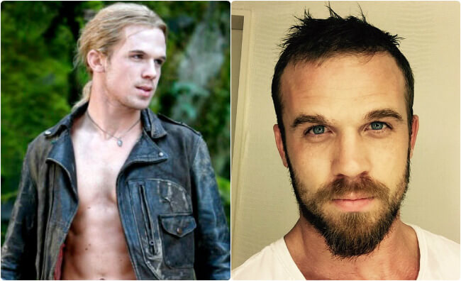 Cam Gigandet - Then and Now