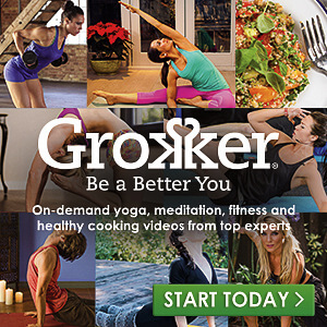 Grokker - Give the gift of Yoga