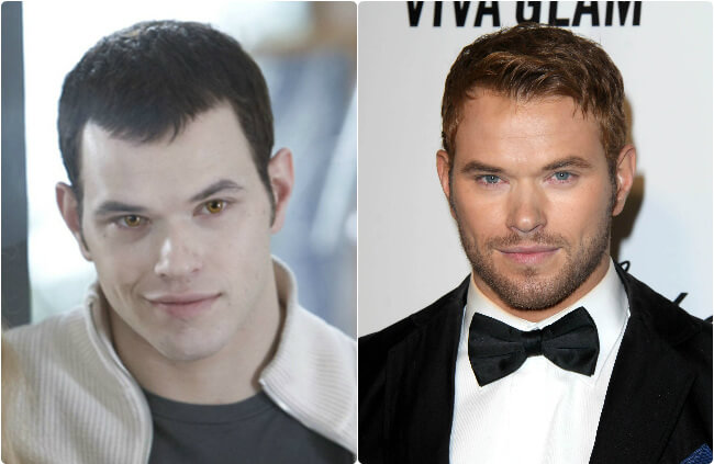 Kellan Lutz - Then and Now
