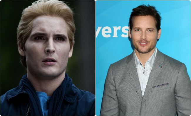 Peter Facinelli Then and Now