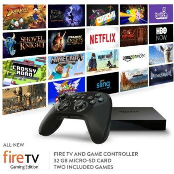 amazon firetv gaming edition