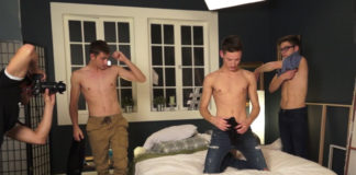 cakedate behind the scenes of gay porn