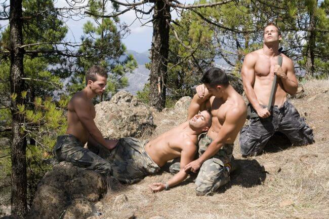 "Company Sends 100 ""Male Masturbators"" To Our Brave Troops Overseas"