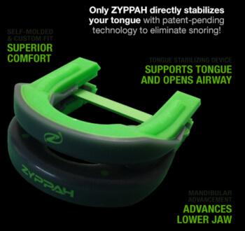 zyppah - The Snoring Eliminator