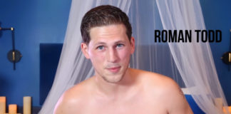Roman Todd - gay pornstar