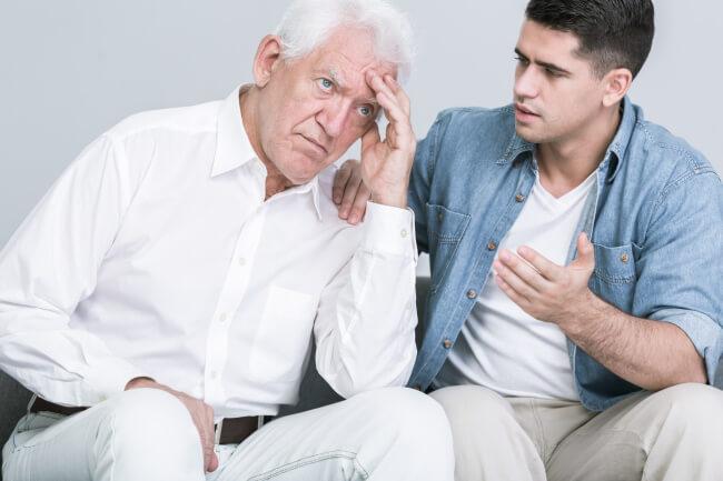 Grandpa grandson sex