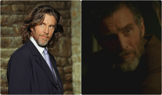 John Glover - Then And Now