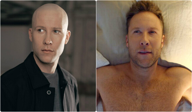Michael Rosenbaum - Then and Now