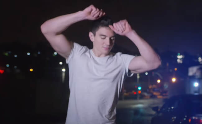 Steve Grand - We are the night